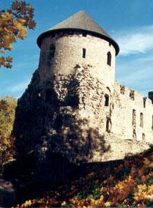 """""""Новый"""" замок Венден"""